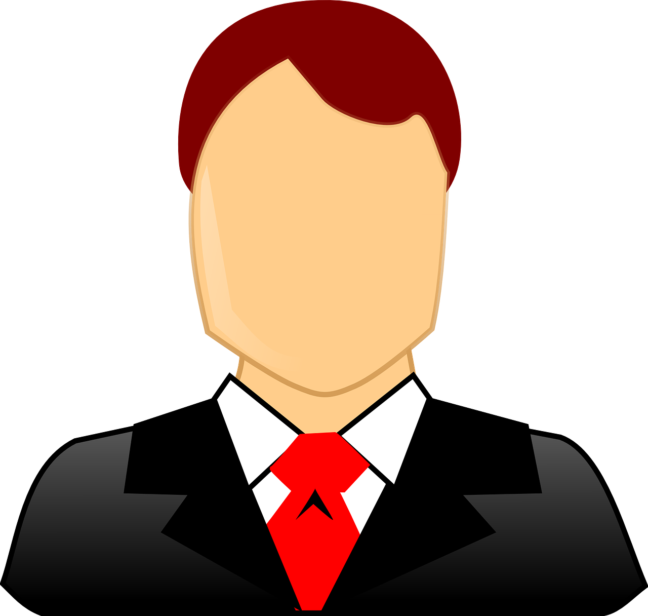 businessman, male, business